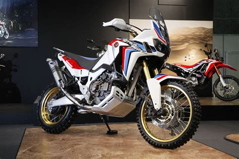 Honda Crf1000l Africa 4k Wallpapers by Honda Reveals Africa Adventure Sports Concept Visordown