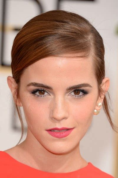 The Beauty Evolution Emma Watson From Bare Faced