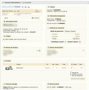 Comment Obtenir Un Prêt Caf : prestashop comment cr er des avoirs dans votre ~ Gottalentnigeria.com Avis de Voitures
