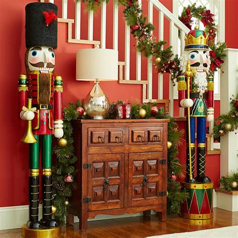 large christmas nutcrackers for sale princess decor