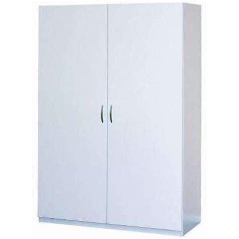 closetmaid 48 wide wardrobe cabinet laminate free standing cabinets garage cabinets