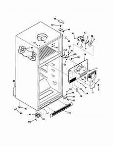 Frigidaire Refrigerator Door Parts