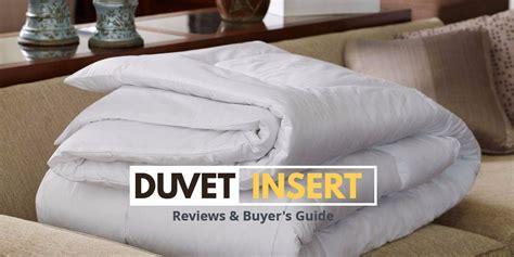 best duvet insert best duvet inserts 2018 lightweight alternative for