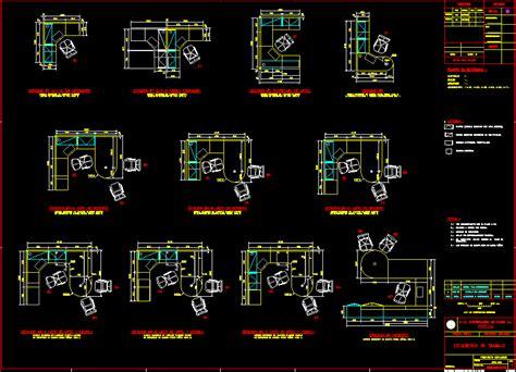 offices  dwg block  autocad designs cad
