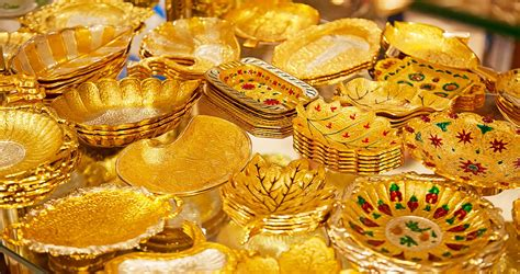Where to shop for gold and jewellery in Dubai