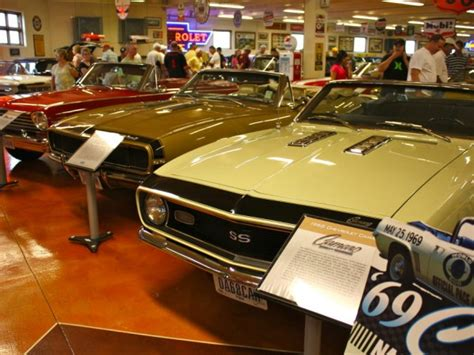 peruse albaugh classic car collection  giving
