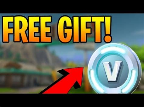 gift  fortnite epic games   bucks