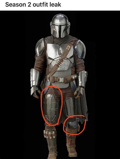 Potential First Look at Mando's Season 2 Armor | Star Wars ...