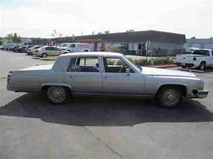 Find Used 1985 Cadillac Fleetwood Brougham Nice Clean