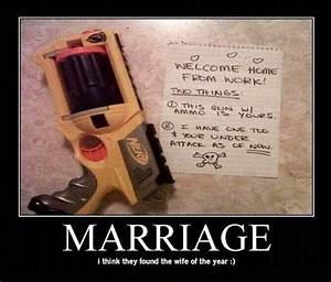 Funny Marriage ... Fun Wife Quotes