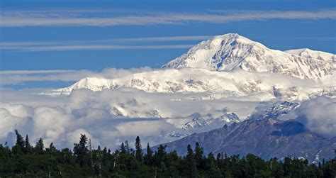 Mount Mckinley, Denali National Park, Alaska Desktop