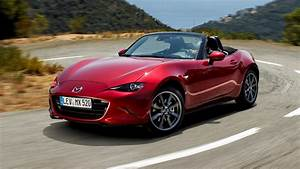 The Mazda MX 5 is 2016 World Car of the Year Top Gear