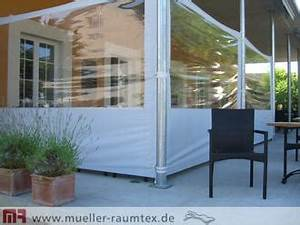 windschutz mit sonnensegel garten balkon terrasse With garten planen mit windschutz balkon plexiglas