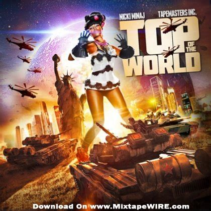 nicki minaj barbie mixtape dj such fletch tracklist bad mariah chick ft carey face streets
