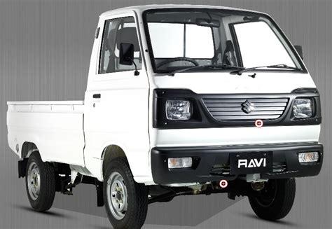 Suzuki Ravi 2013 Price In Pakistan, Features, Pictures