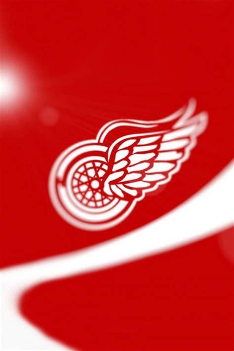 red wings logo wallpaper wallpapersafari