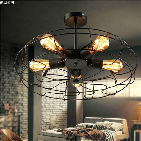 wrought iron ceiling fan led ceiling american country wrought iron ceiling fan