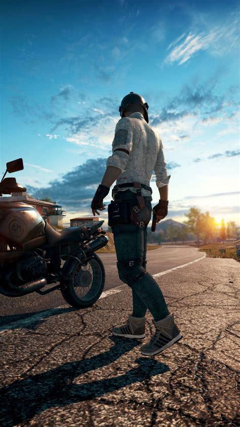 playerunknowns battlegrounds  game biker
