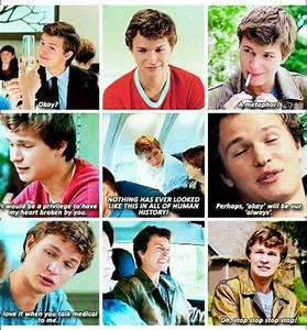 Augustus waters, Augustus waters quotes and Water quotes ...