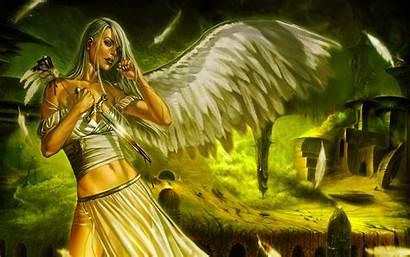 Angel Wings Dark Angels Blood Fallen Gothic