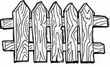 Fence Gate Coloring Pages Drawing Garden Picket Drawings Vector Bridge India Heavens Printable Golden Getdrawings sketch template
