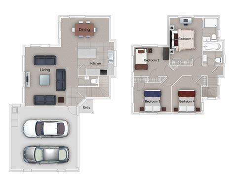 house plans  bed brick tile beaumont ashcroft homes