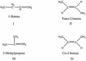 Maximum number of isomers of C4H8 can be : 2 3 4 6 Please ...