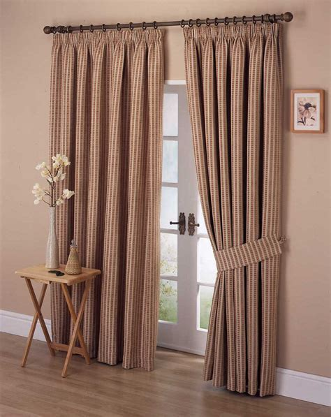 curtains rustic curtain ideas designs modern bedroom