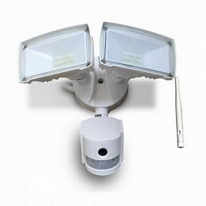 Projecteur Led Detecteur : univers eclairage led sur internet vt4818 v tac ~ Carolinahurricanesstore.com Idées de Décoration