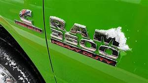 2018 Ram 3500 Cummins Diesel 6 Speed Manual 4x4 For Sale