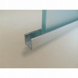 profil salle de bain top paroi fixe supra ii cm pour With carrelage adhesif salle de bain avec panneau lumineux led encastrable