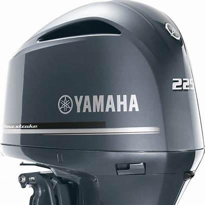 Outboard Yamaha V6 225hp 2l Stroke Shaft