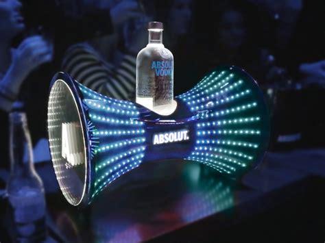absolut beats bottle glorifier ice bucket