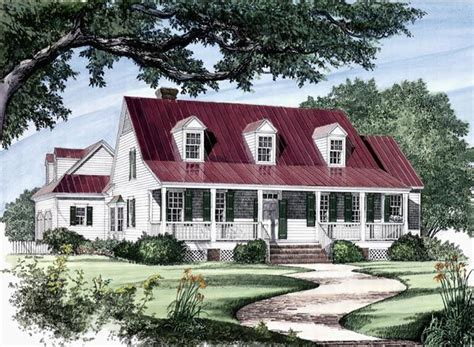 traditional farmhouse plans colonial cottage country farmhouse southern traditional