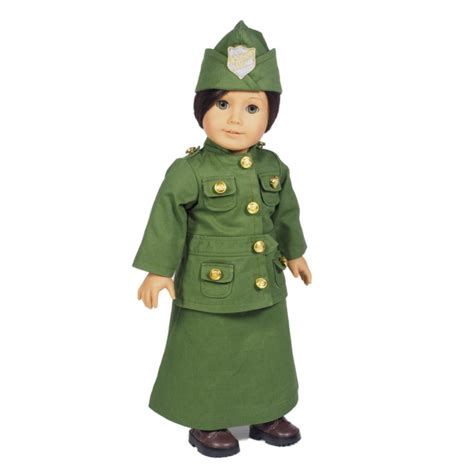 salvation army uniform doll clothes   dolls