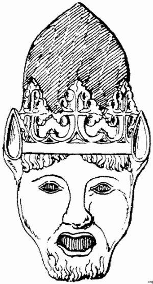 krone mann mann mit krone ausmalbild malvorlage architektur