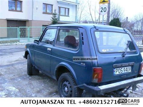 Lada Niva 2000 1700 I 101728km 4x4