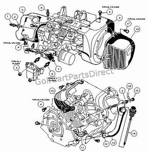 Fe 290 Engine  U2013 Carryall 1  U0026 2  U2013 Part 1