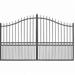 Portail En Fer Lapeyre : portail fer ajour portail coulissant portail battant ~ Premium-room.com Idées de Décoration