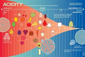 Foods on the pH Scale | Food Science | Pinterest | Ph, The ...