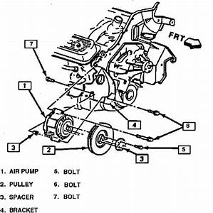 I U0026 39 M Looking For The Bracket Layout For A 1989 K 1500 And