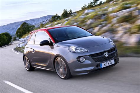 vauxhall adam vxr vauxhall adam and corsa models recalled after steering