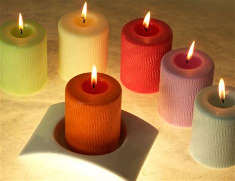tipi di candele vari tipi di candele