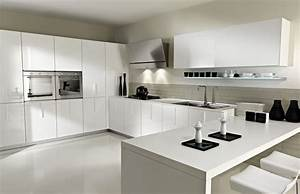 33 modern white contemporary and minimal kitchen designs 796