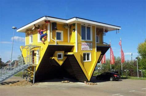 Ausflugsziel Das Verrückte Haus Leipzig In Leuna
