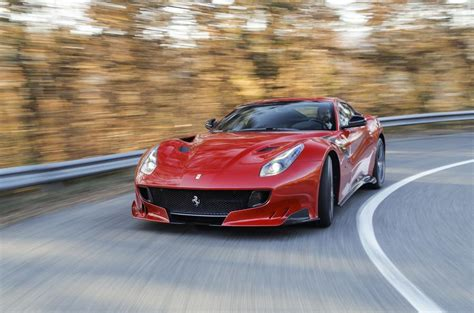 Pictures portfolio concerning the all new ferrari f12 tdf from all around the world ! Ferrari F12tdf Review (2017)   Autocar