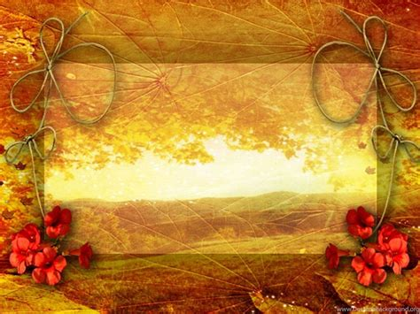 16 Best Photos Of Fall Powerpoint Templates Free Fall
