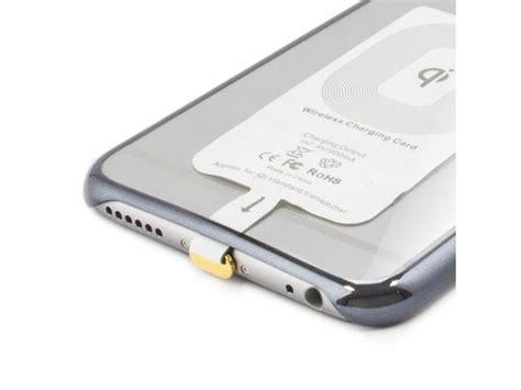 iphone 6 adapter iphone 6 6s qi adapter maakt draadloos opladen mogelijk