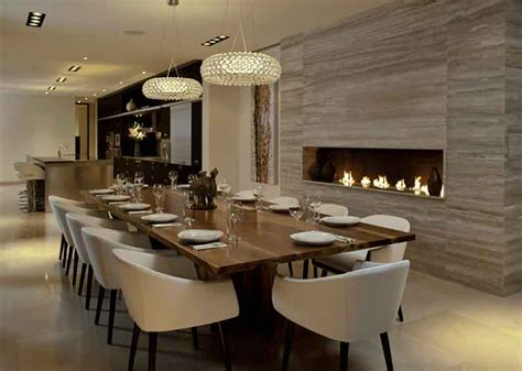 fabulously long dining tables architecture ideas