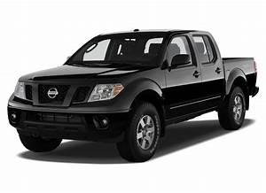 Black Nissan Frontier Truck Image
